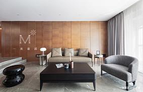 浪漫250平现代三居实拍图三居现代简约家装装修案例效果图