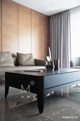 典雅108平现代三居装修图片三居现代简约家装装修案例效果图