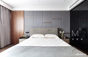 优美73平现代三居装修美图三居现代简约家装装修案例效果图