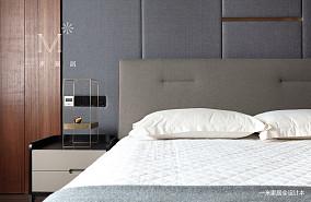 大气119平现代三居图片欣赏三居现代简约家装装修案例效果图