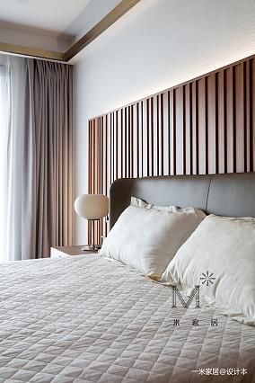 典雅102平现代三居设计图三居现代简约家装装修案例效果图