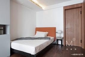 浪漫126平现代三居装修设计图三居现代简约家装装修案例效果图