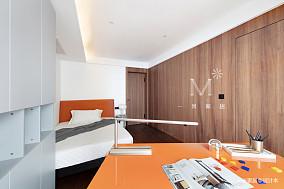 悠雅96平现代三居实拍图三居现代简约家装装修案例效果图