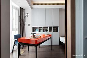 温馨90平现代三居布置图三居现代简约家装装修案例效果图