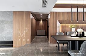 华丽120平现代三居布置图三居现代简约家装装修案例效果图