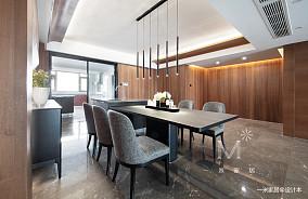 平现代三居装修案例三居现代简约家装装修案例效果图