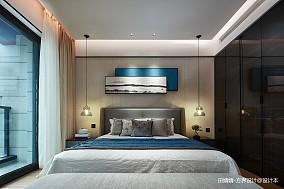 温馨853平中式别墅卧室实景图片