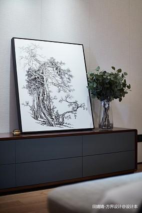 精致984平中式别墅卧室装修装饰图