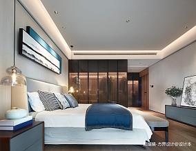精美969平中式别墅卧室实景图片
