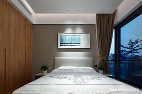 优雅737平中式别墅卧室装饰美图