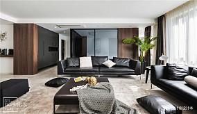浪漫260平现代三居客厅图片欣赏