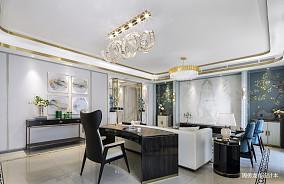 平现代三居客厅装修图片三居现代简约家装装修案例效果图