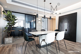 温馨88平简约二居设计案例二居现代简约家装装修案例效果图