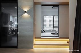 精致66平简约二居实景图片二居现代简约家装装修案例效果图