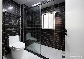 精致89平简约二居装修案例二居现代简约家装装修案例效果图