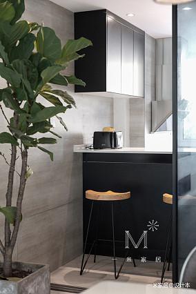 悠雅89平简约二居设计效果图二居现代简约家装装修案例效果图