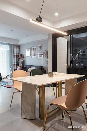 质朴40平现代小户型客厅装修美图一居现代简约家装装修案例效果图