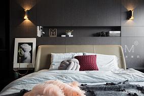 轻奢26平现代小户型装饰图一居现代简约家装装修案例效果图