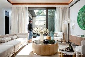 精致725平现代别墅客厅案例图别墅豪宅现代简约家装装修案例效果图