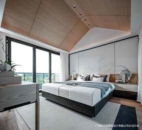 轻奢893平现代别墅卧室设计图别墅豪宅现代简约家装装修案例效果图