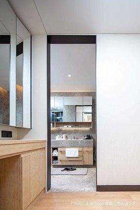 浪漫473平现代别墅卫生间装潢图别墅豪宅现代简约家装装修案例效果图