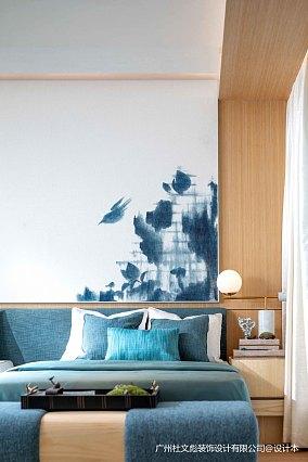 浪漫656平现代别墅卧室实拍图别墅豪宅现代简约家装装修案例效果图