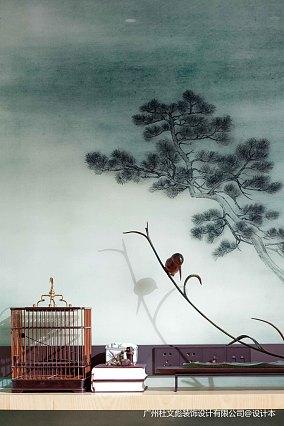 优雅238平现代别墅卧室设计效果图别墅豪宅现代简约家装装修案例效果图
