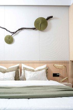 温馨435平现代别墅卧室装修图别墅豪宅现代简约家装装修案例效果图