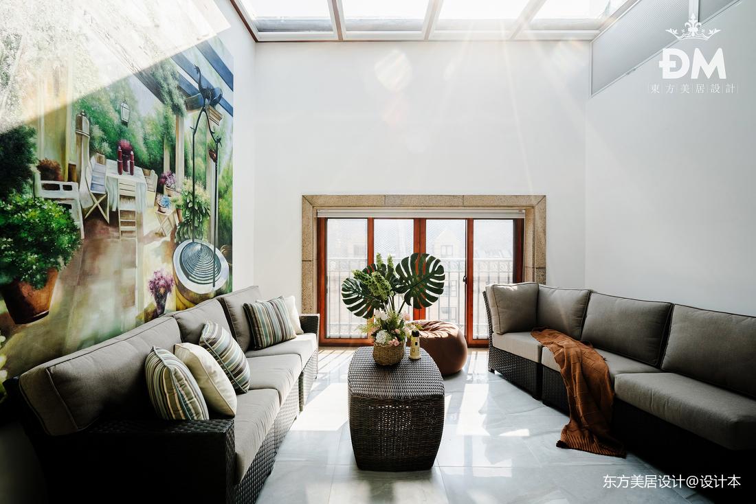 600平复式住宅休闲区设计图片功能区美式经典功能区设计图片赏析