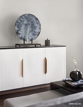 温馨280平中式样板间卧室设计美图样板间中式现代家装装修案例效果图