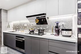 精美80平简约二居厨房装修图片