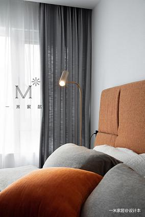 温馨83平简约二居设计图二居现代简约家装装修案例效果图