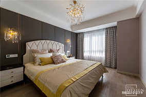 质朴153平美式四居卧室效果图片大全