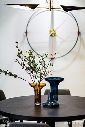 简洁951平现代别墅餐厅装修装饰图