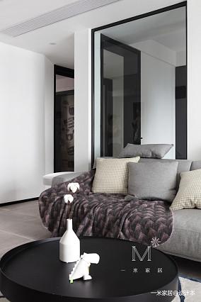 浪漫87平现代二居装修设计图二居现代简约家装装修案例效果图