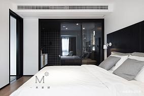 悠雅58平现代二居设计美图二居现代简约家装装修案例效果图