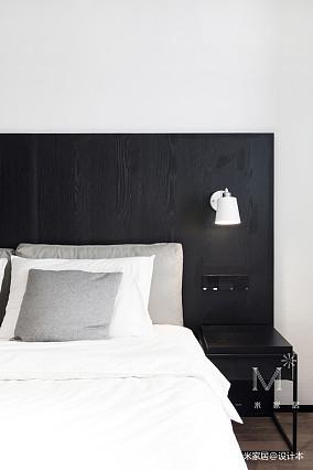 温馨52平现代二居效果图二居现代简约家装装修案例效果图