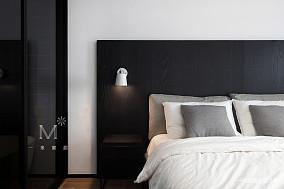 明亮56平现代二居布置图二居现代简约家装装修案例效果图