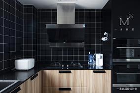 明亮78平现代二居效果图二居现代简约家装装修案例效果图