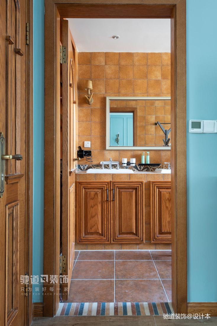 悠雅419平法式别墅卫生间设计美图卫生间欧式豪华卫生间设计图片赏析