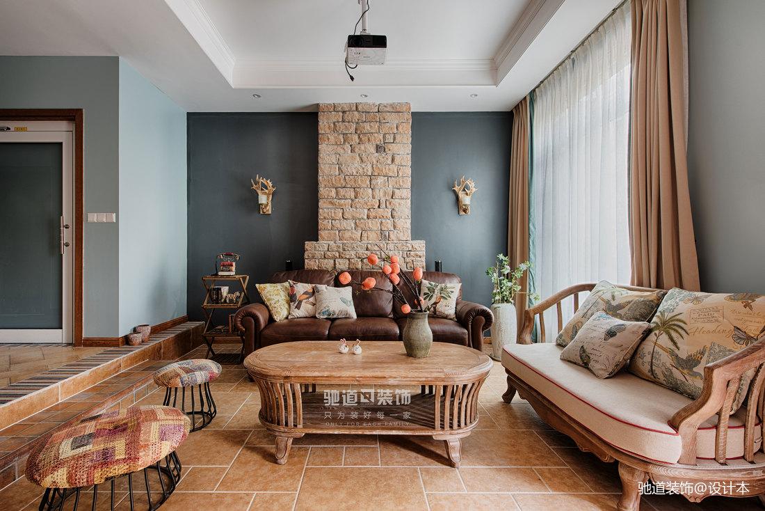 大气738平法式别墅客厅布置图客厅欧式豪华客厅设计图片赏析