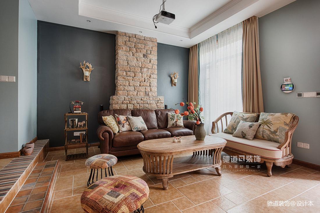 精美399平法式别墅客厅装潢图客厅欧式豪华客厅设计图片赏析
