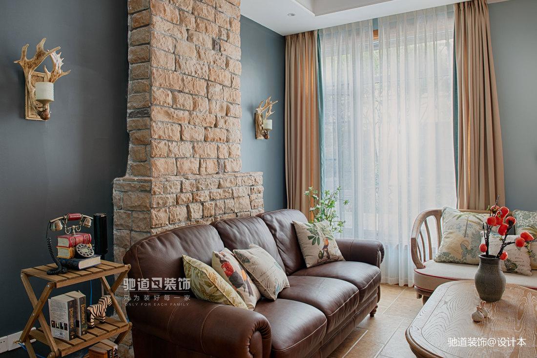 典雅289平法式别墅客厅效果图客厅欧式豪华客厅设计图片赏析