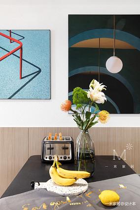 悠雅73平现代二居装修设计图家装装修案例效果图