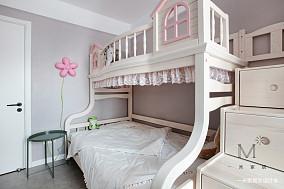 质朴54平现代二居儿童房设计美图二居现代简约家装装修案例效果图