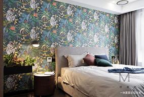 【一米家居】白日梦想家240㎡现代北欧三居现代简约家装装修案例效果图