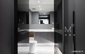 145㎡现代卫浴设计图家装装修案例效果图