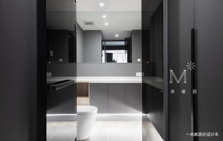 145㎡现代卫浴设计图