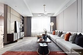 优雅948平现代别墅客厅设计图别墅豪宅现代简约家装装修案例效果图
