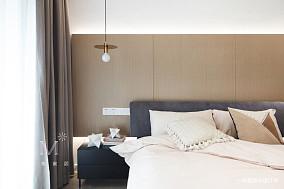 华丽86平现代三居装修案例三居现代简约家装装修案例效果图